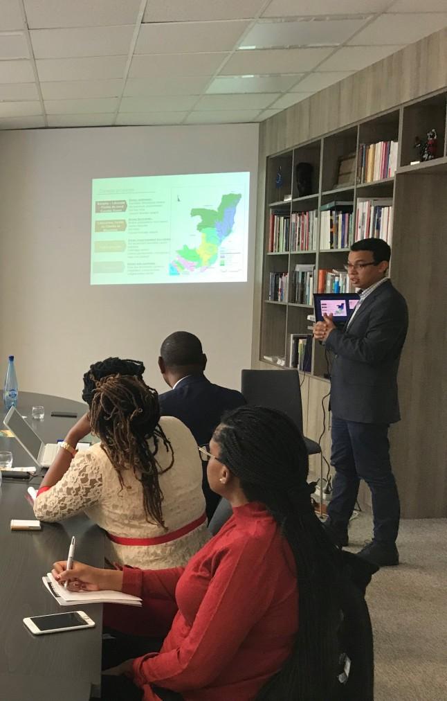 Kinomé accompagne le gouvernement de la République du Congo (appuyé par l'AFD et la Banque Mondiale) pour redéployer la filière Cacao. dans les zones de savanes