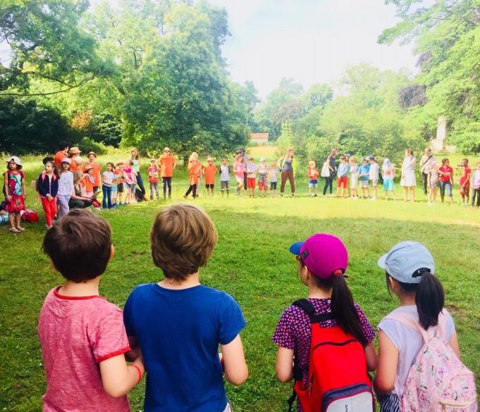 journée Semaine Planétaire pour un Monde Meilleur et SEDD au Jardin d'agronomie tropical « reconnexion à la nature et son potentiel d'éco-citoyen »